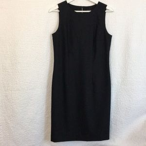 Ann Taylor black dress size 6